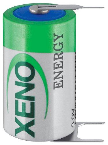 Xeno XL-050PT3 Lithium Batterie 1/2AA (3,6V 1200 mAh)