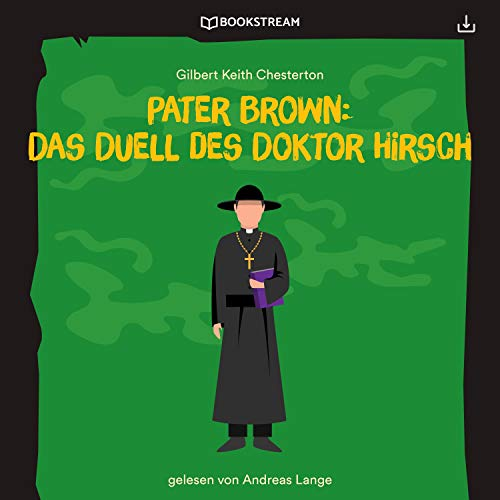 Das Duell des Doktor Hirsch cover art