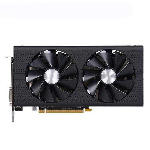 Fit For Sapphire RX 470 8GB Tarjetas Gráficas GPU AMD Radeon RX470 8G Tarjetas De Video PC Desktop Computer Juego Mapa HDMI Tarjeta De Video