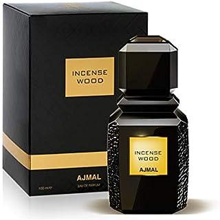 Ajmal Incense Wood for Men and Women (Unisex) EDP - Eau De Parfum 100ML (3.4 oz)