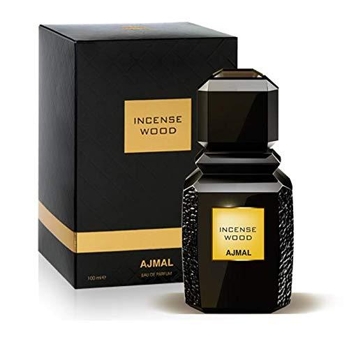Ajmal Incense Wood by Ajmal Eau De Parfum Spray (Unisex) 3.4 oz / 100 ml (Women)