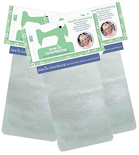 Lori Holt Sew-in Non-Fusible Interfacing (3 Pack)