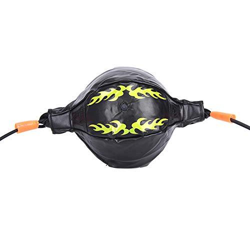 Nuove funzionalità di prodotto di alta qualità Sviluppo materiale PU, pratico e resistente Speedball è molto flessibile e può migliorare la velocità e la precisione della resistenza Può rafforzare il corpo, adatto per l'allenamento di resistenza Adat...