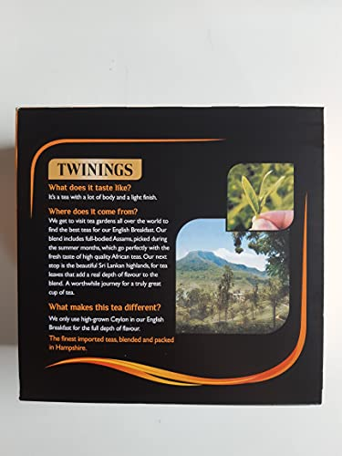 Twinings -   English Breakfast