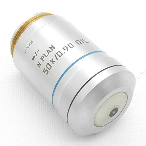 LEICA GERMANY Mikroskop-Objektiv ∞ / - N PLAN 50x / 0.95 OIL