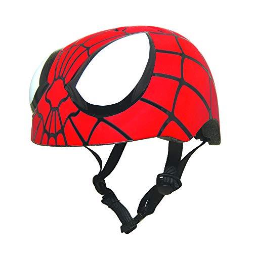 BELL Marvel Spiderman Hero Helmet, Red , Child (5-8 yrs.)