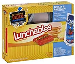lunchables turkey and american