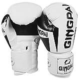 GINGPAI MMA Guantes de Boxeo, UFC Guantes de Boxeo, para Boxeo, Kickboxing, Muay...