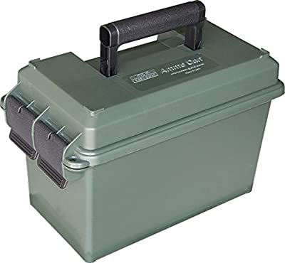 MTM Case-Gard 50 Cal Ammo Can, Forest Green