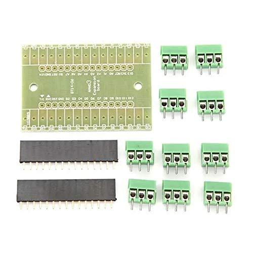 For Arduino - Produkte, die Arbeit mit den offiziellen Arduino Boards, DIY NANO IO Schild V1.O Expansion Board Für das Arduino-Kit.