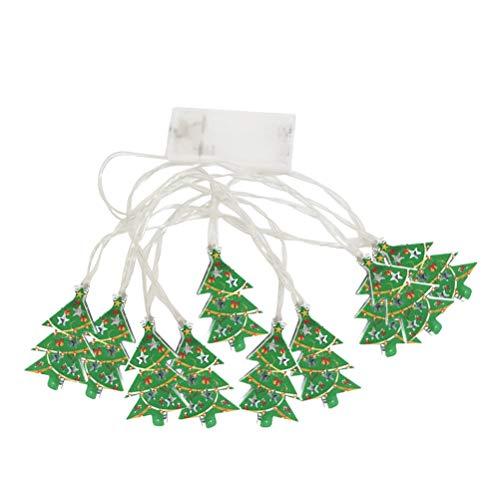 BESTOYARD Weihnachtsbaum String Licht...