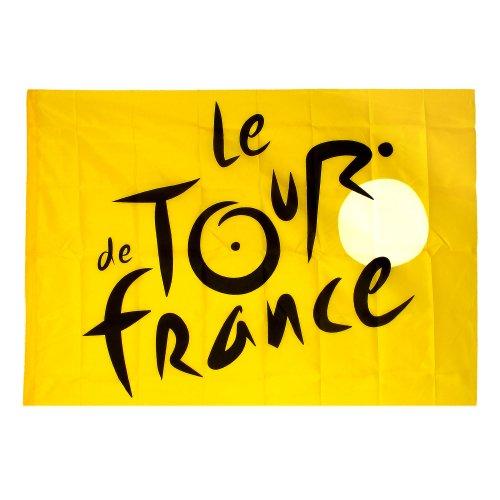 Drapeau Tour de France Officiel - Jaune