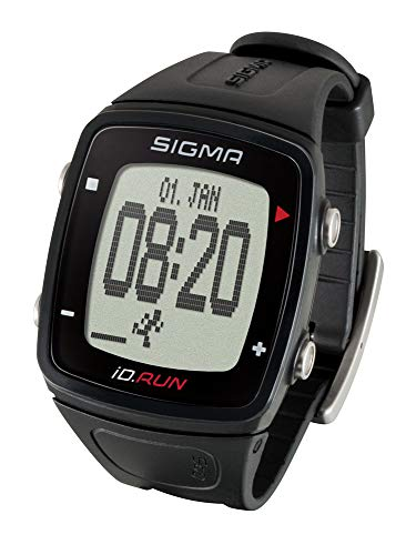Sigma Sport ID.Run GPS Laufuhr, Black, One Size