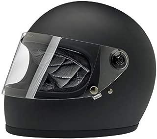 Biltwell Gringo S ECE Helmet- Flat Black - Large