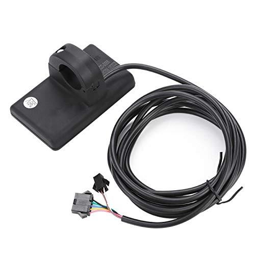 Controlador de motor, controlador eléctrico sin escobillas, kit de controlador sin escobillas de bicicleta eléctrica para scooter eléctrico bicicleta eléctrica(1000W60V, Blue)