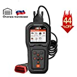 RISHENGD AD510 Pro OBD2 ODB Scanner de Diagnostic Automobile Scanner Complet Lecteur de Code Moteur Universel Automobile OBD