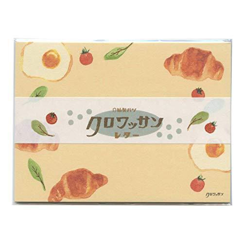 紙製パン 【クロワッサンレター】 LLL273