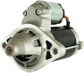 Discount Starter and Alternator 17841N Replacement Starter Fits Pontiac Vibe