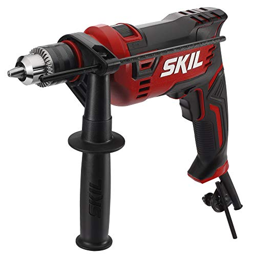 Our #2 Pick is the SKIL HD182002 7.5 Amp Corded Hammer Drill