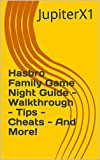 Hasbro Family Game Night Guide - Walkthrough - Tips - Cheats - And More! (English Edition)