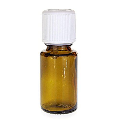 Huiles & Sens - Flacon verre brun 15 ml - 1 unité