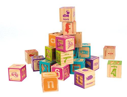House of Toys - 784552 - Jeu De Construction - Kioobs - Cubes Graves