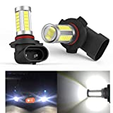 H10 9145 Led Fog Lights New Upgrade 9145 9140 Led Fog Lights 24V 33SMD 5730 Chipsets Led Fog Lights Bulbs H10 9145 9140 For DRL Lights,Fog Lights,6500K White