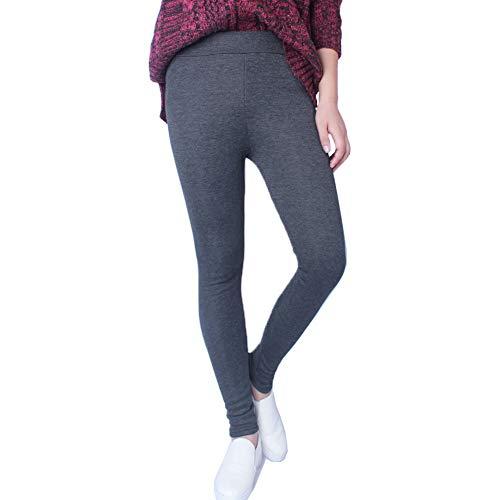 Leggings Cálidos De Mujer para Mujer Winter Plus Velvet XL Leggings Elásticos De Cintura Alta