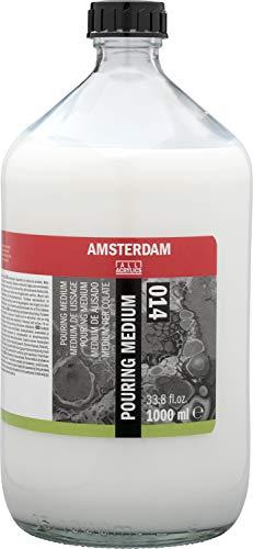 Amsterdam Pouring Medium für Acryl-Gießtechnik, 1 Liter Flasche