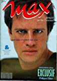 MAX [No 2] du 01/03/1989 - CH. LAMBERT PAR ELIE CHOURAQUI - J.PAUL GAULTIER - T. KARYO - YVES SIMON - ERIC VU AN - PHILIPPE DJIAN.