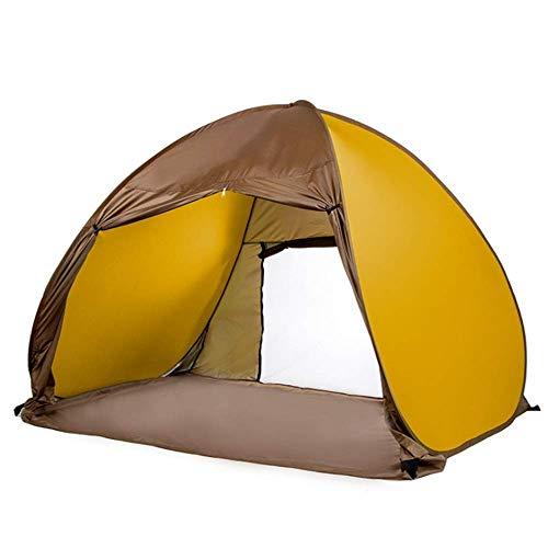 MotBach Tienda de campaña al Aire Libre Pesca Senderismo Picnicing Ultralight Camping Tienda para 3-4 Persona Camping Unisex Outdoor Dome Tienda (Color : C3, Size : 200 * 150 * 130cm)