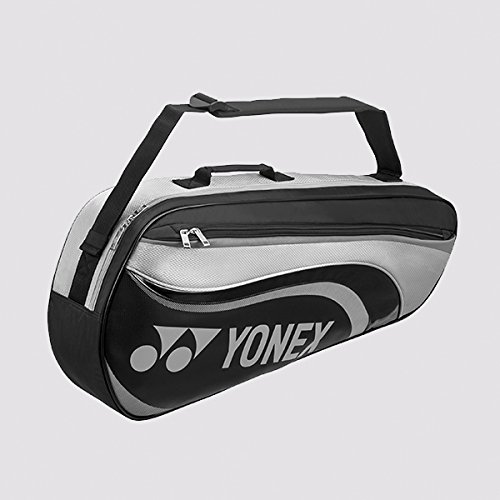 Yonex Badminton Tasche 3er Bag Limited Edition (8823) (Grau)