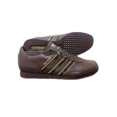 Adidas Adi Run Schuhe Sneakers Leder braun 016710 40