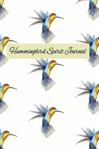 Hummingbird Spirit Journal