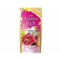 ライオン ソフラン アロマリッチ スカーレット ハッピーフルーティアロマの香り 詰替用 430ml E529380H