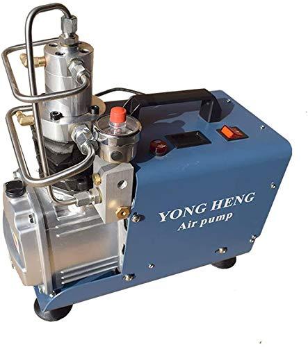 YONG HENG 4500PSI 30 MPa Air Compressor Set Pressure & Auto-stop PCP 110V