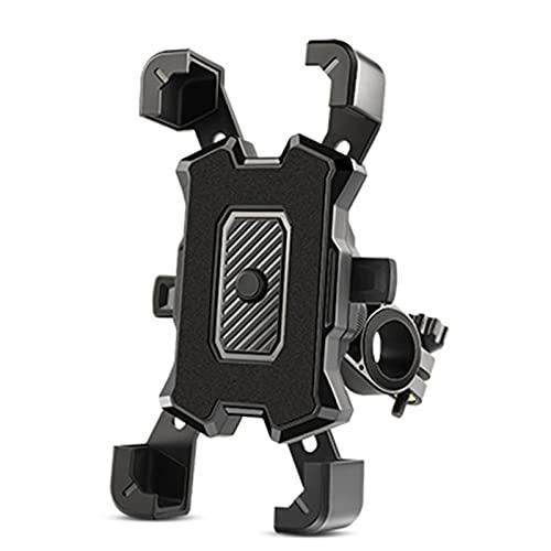 Soporte para teléfono de bicicleta Soporte para teléfono móvil de bicicleta Soporte para iPhone Samsung xiaomi soporte*3