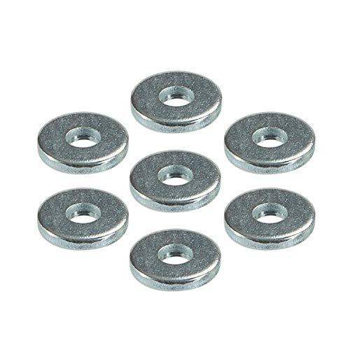 Metal Magery Aluminum Backup POP Rivet Washers for 1/8