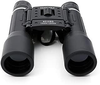 Arrival 40x60 Binocular Zoom Field Glasses Great Handheld Telescopes Hunting HD Powerful Binoculars hot