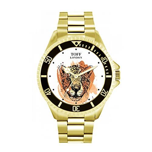 Toff London Reloj Acuarela Jaguar
