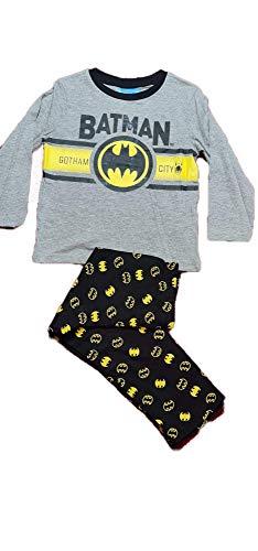 Ryfi Pijamas para Ni/ños Batman
