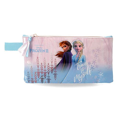 Disney Estuche Frozen True to Myself, Azul