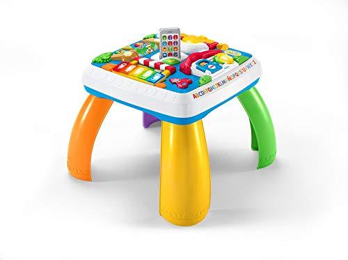Fisher-Price Mesa multiaprendizaje bilingüe (Mattel DRH34)