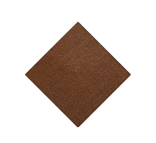 Icegrey Puzzlematte Bodenschutzmatte Für Hartböden Waschbar Selbstklebend Kein Kleber Teppich Kaffee 28x28cm