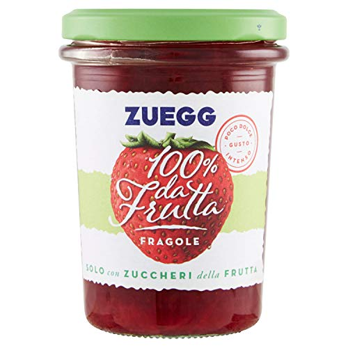 Zuegg Confettura Fragole, 250g