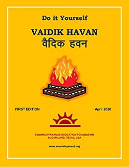 Vaidik Havan: Do it Yourself (Hindu Religion) by [Ashutosh Garg]