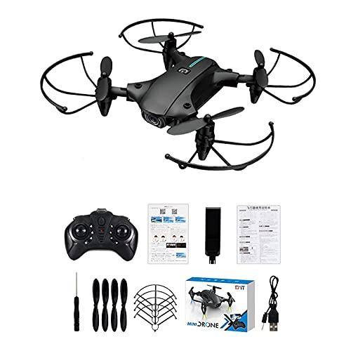 GZTYLQQ Drone Pieghevole 1080P HD Fotografia Aerea Quadcopter Posizionamento del Flusso Ottico Intelligent Follow Remote Control Aircraft,4k