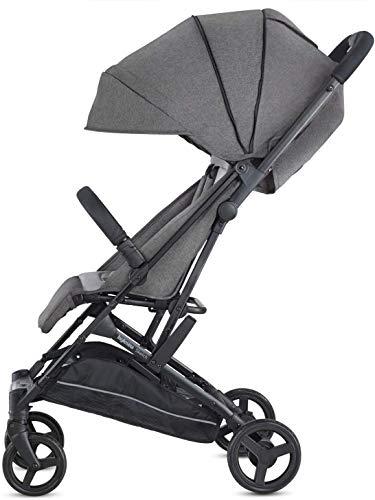 Inglesina Sketch - Silla de paseo ligera y compacta, color gris