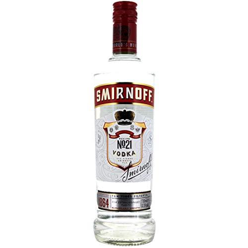 Smirnoff Red Label Vodka 70cl Bottle