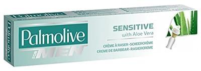Palmolive for Men Sensitive Shave Gel with Aloe Vera 100ml